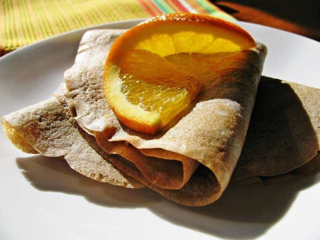 Recettes de fleur d 39 oranger de to eat or not to eat - Recette crepe sans doseur ...