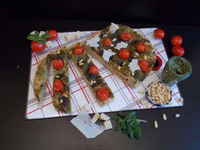 Recettes de focaccia 3 for Acide tartrique en cuisine