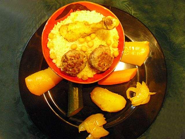 Recettes de couscous de toqu s2cuisine orientale - Cuisine orientale facile ...
