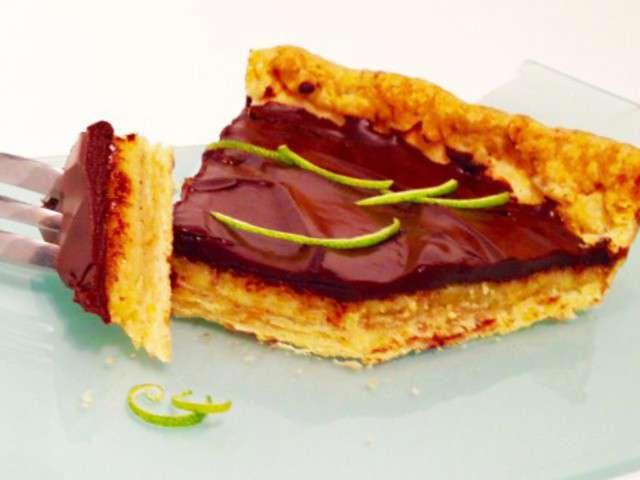 Recettes de tarte au citron de toqu s2cuisine - Herve cuisine tarte citron ...