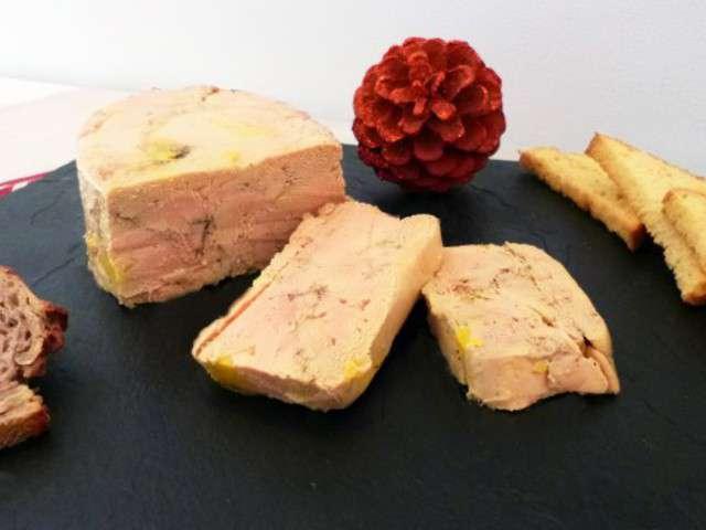Recettes de terrine de foie gras de toqu s2cuisine - Recette foie gras en terrine ...
