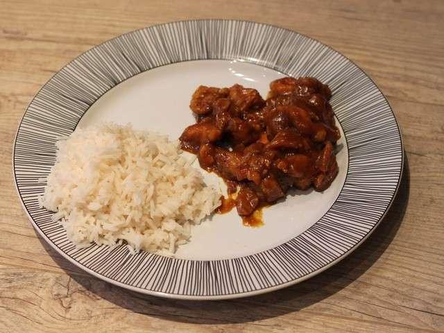 recettes de soja et curry 2. Black Bedroom Furniture Sets. Home Design Ideas