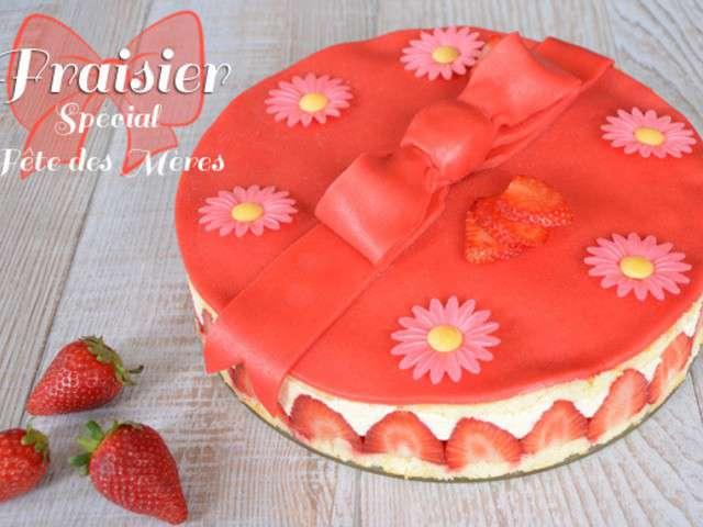 recettes de p 226 te d amande et fraisier