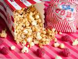 Girly pop-corn {non au foot et oui aux feel-good movies !}
