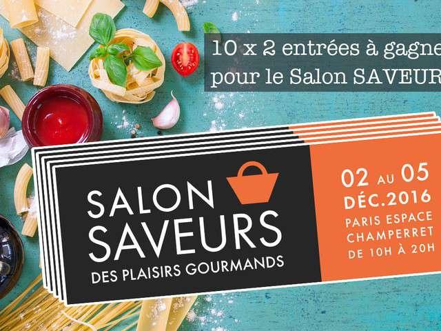 Recettes d 39 entr es de turbigo gourmandises for Salon saveurs espace champerret