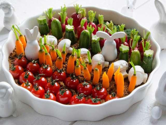 Recettes d 39 ap ritif et l gumes for Blanchir legumes pour congeler