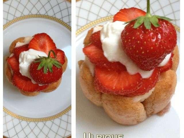 Recettes de charlotte aux fraises et cuisine rapide for Cuisine rapide