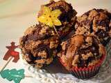 Muffins Chocolat-Cannelle