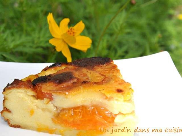 Recettes d 39 abricot de un jardin dans ma cuisine for Asticots dans ma cuisine