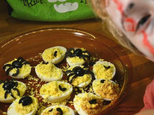 Recettes De Halloween Et œufs