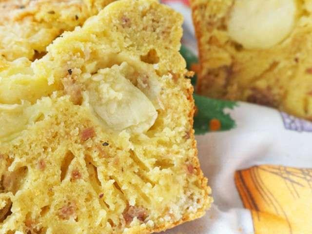 Cake Au Thon Et Aux Poivrons