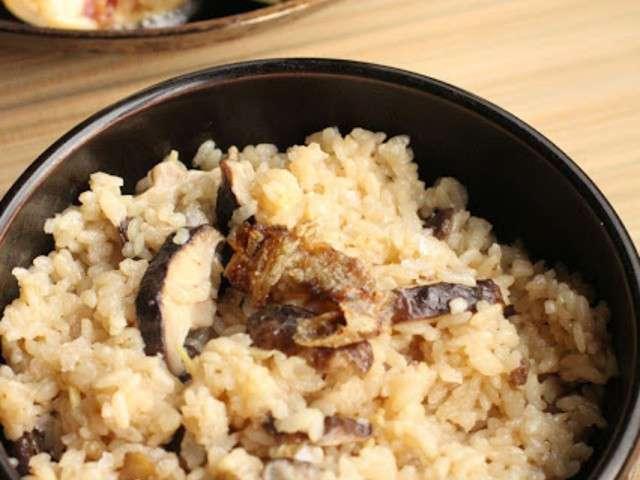 Recettes de riz de un peu gay dans les coings - Recette riz japonais ...