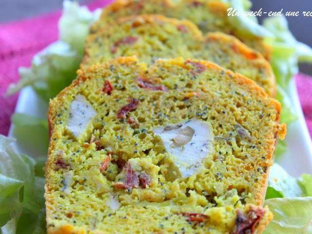 Recette Cake Olive Vegan