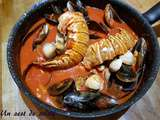 Marmite de fruits de mer #Bataille food #55