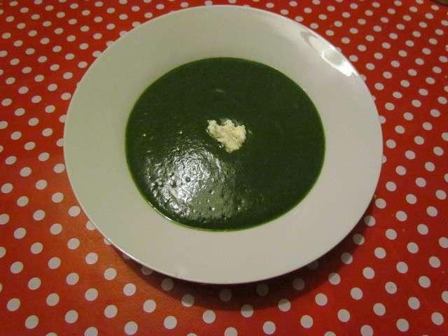 Recettes de soupe epinard de un zeste de citron for Decoration zeste de citron