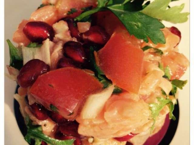 Recettes d 39 entr es et saumon de a z for La cuisine de a a z