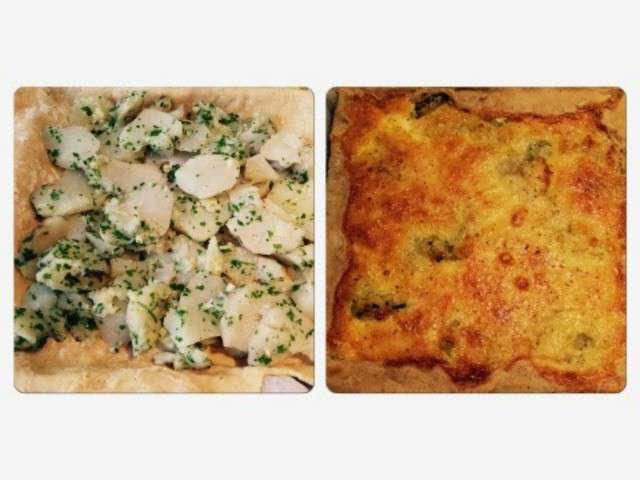 Recettes de plat unique et quiches for Cuisine de quiches originales et gourmandes