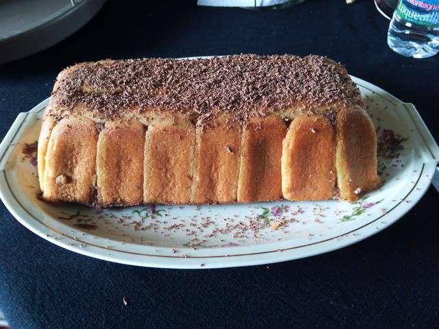 Recettes de charlotte au chocolat de une abeille en cuisine - Recette charlotte au chocolat ...