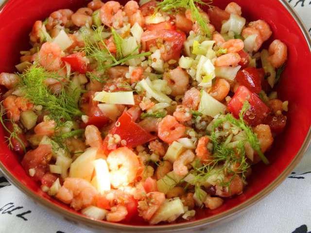 Recettes de Salade légère