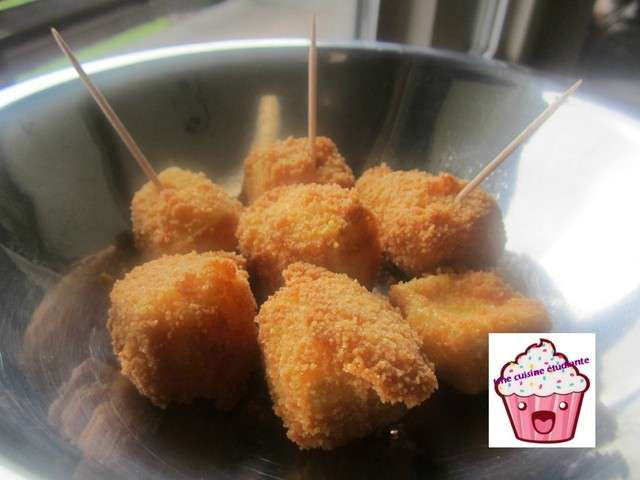 Recettes de croquettes de a z 19 - Blog cuisine etudiante ...