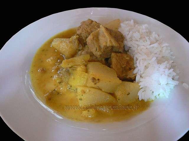 Les meilleures recettes de colombo et antilles - Une cuisine pour voozenoo ...