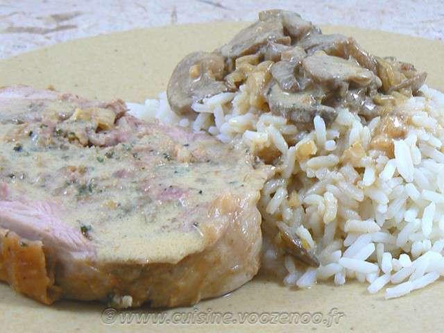 Recettes de dinde farcie et cuisse de dinde - Cuisine cuisse de dinde ...