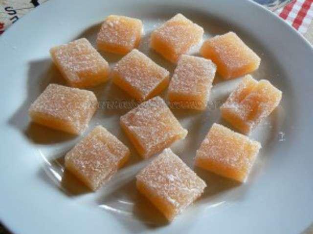 recettes de pate de fruits et coing