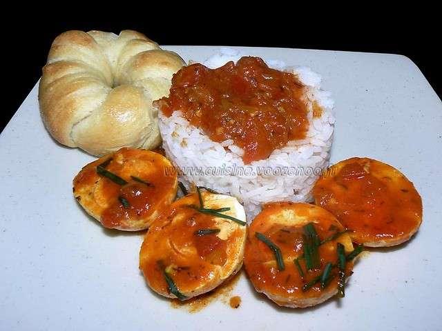Les meilleures recettes de rougail et ufs - Cuisine reunionnaise meilleures recettes ...