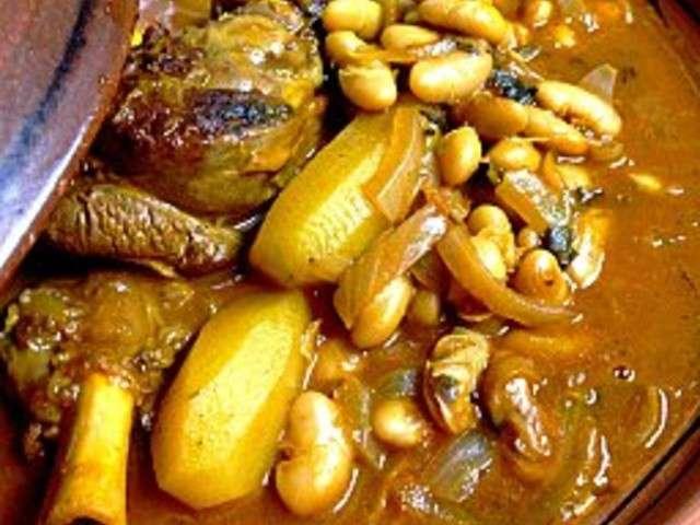 Recettes de haricots blancs et haricots 18 for Cuisine kabyle