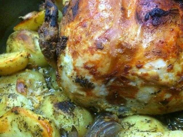 Recettes de poulet r ti et moelleux - Cuisiner des blancs de poulet moelleux ...
