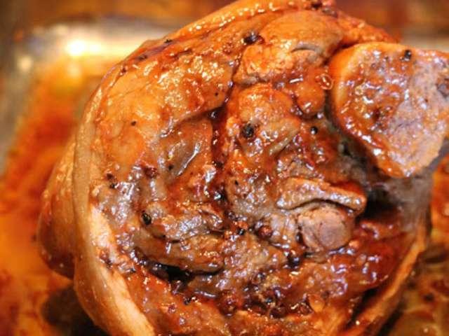 Recettes de jarret de porc et lentilles - Cuisiner le jarret de porc ...