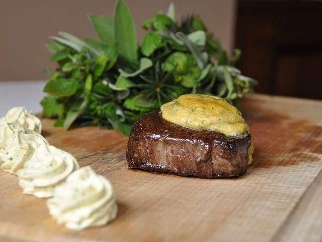 Recettes de beurre caf de paris - Histoire des recettes de cuisine ...