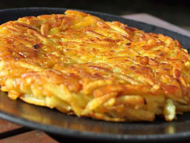 Recettes de r sti de une histoire de cuisine - Arte cuisine des terroirs recettes ...