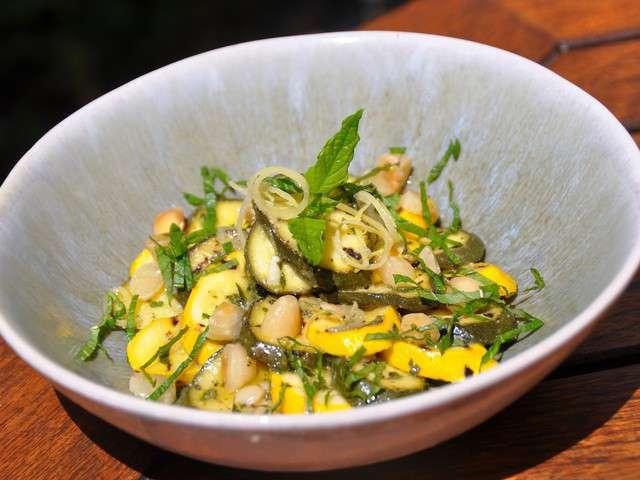 recettes de salades de une histoire de cuisine
