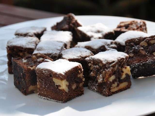 Recettes de brownies de une histoire de cuisine - Histoire des recettes de cuisine ...