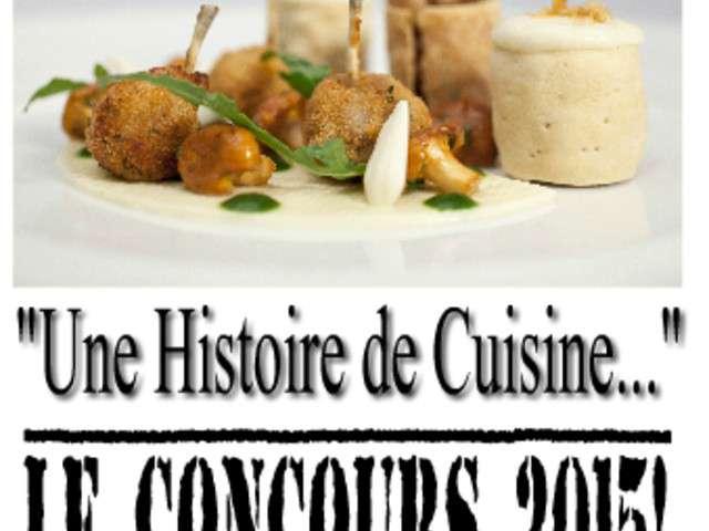 Recettes de une histoire de cuisine - Histoire des recettes de cuisine ...