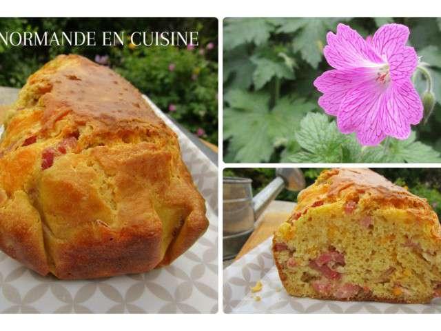 Recettes De Cake De Une Normande En Cuisine