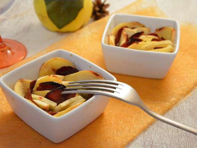 Recettes de coing et canard for Cuisine les entrees
