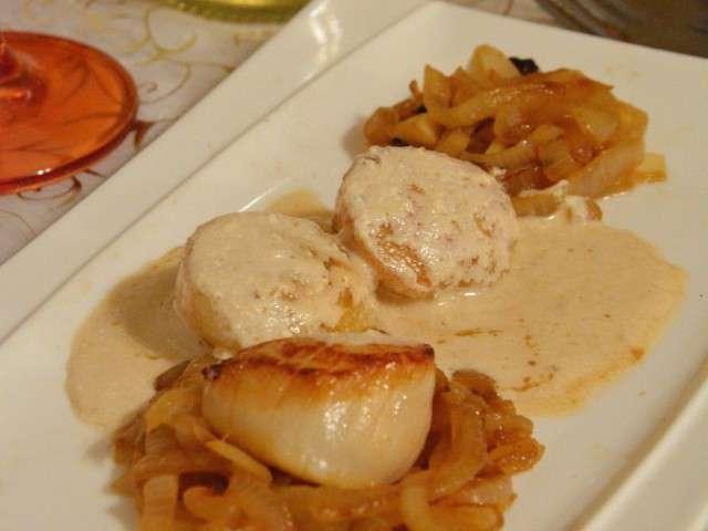 Recettes de saint jacques 3 - Cuisine noix de st jacques ...