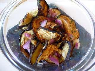 Recettes de gr ce - Recette d aubergines grillees ...