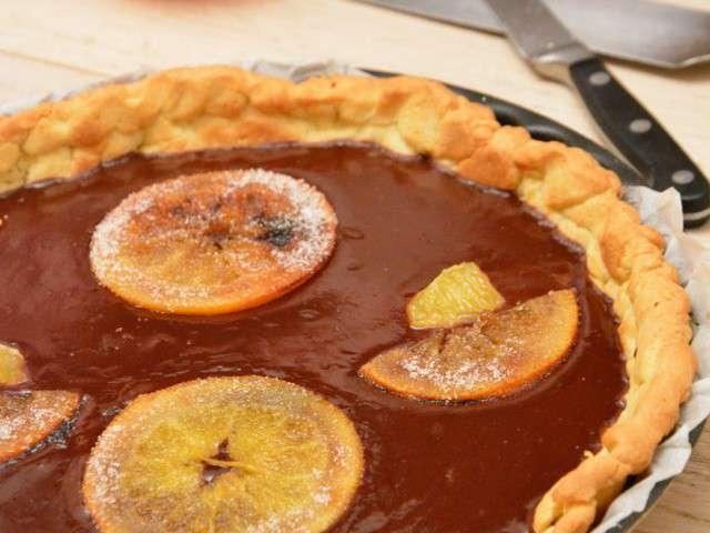 Tarte orange cuisine de bernard belle cuisine nous a for Cuisine bernard