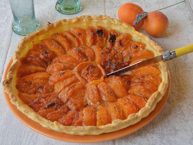 Recettes de lavande et abricot 3 for Aux beaux rivages la cuisine
