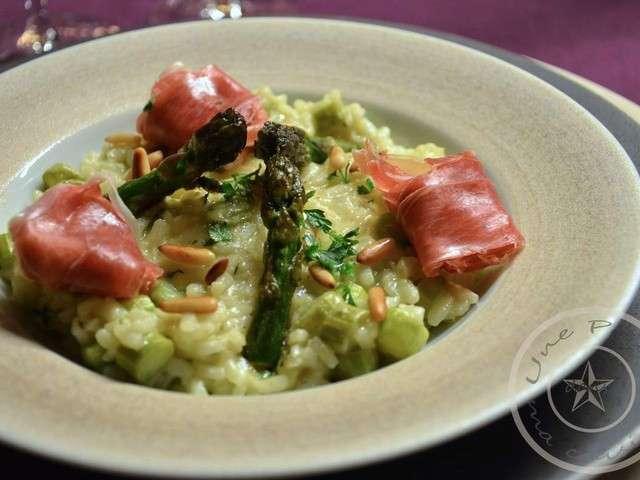 Recettes de risotto de une poule dans ma cuisine for Asticots dans ma cuisine