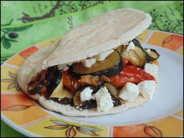 Recettes de pita et cuisine v g tarienne - Recette cuisine vegetarienne ...