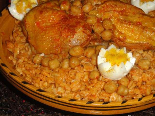 des plats algerien