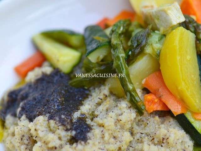 Recettes de polenta et truffes - Polenta cuisson au four ...