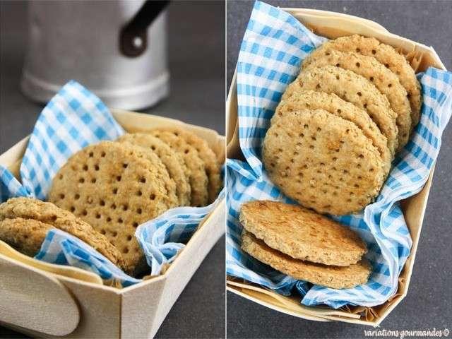 Les meilleures recettes de biscuits et avoine 4 - Cuisiner le petit epeautre ...