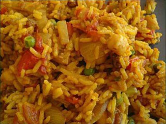 Recettes de riz pilaf de v g carib - Recette de cuisine antillaise guadeloupe ...