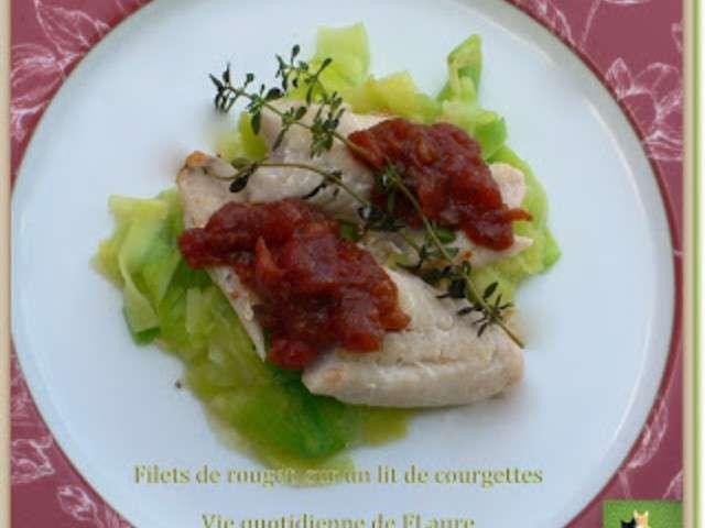 Recettes de rougets et cuisine la vapeur for Cuisine a la vapeur