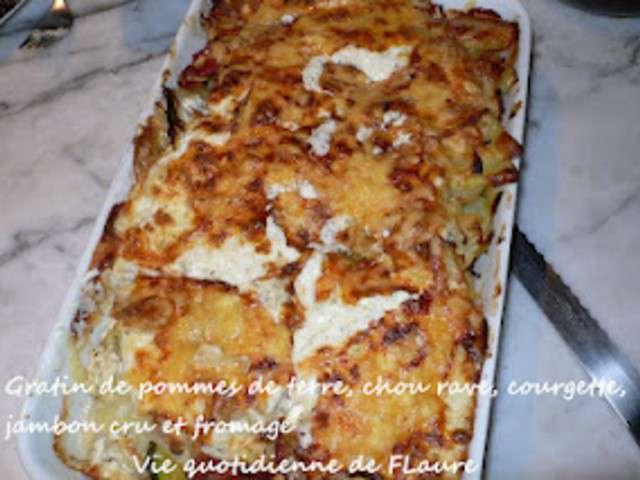 Les meilleures recettes de chou rave - Cuisiner le choux rave ...